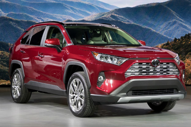 How Powerful And Spacious Is The 2019 Toyota Rav4 Lineup