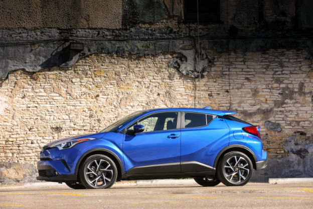 2019 Toyota C Hr Lineup Release Date And New Features Pohanka