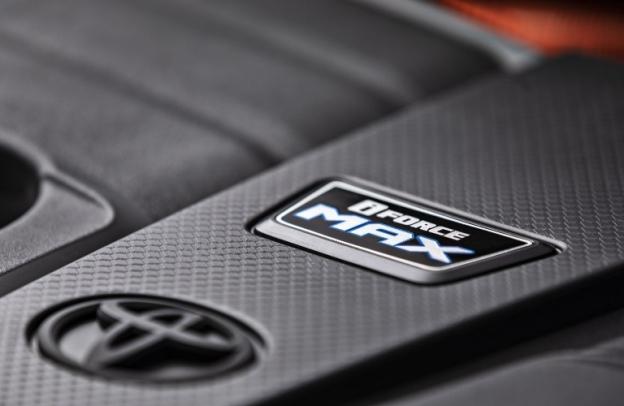 2022 Toyota Tundra iForce MAX engine teaser image
